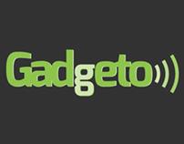 Logo design for Gadgeto