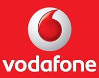 Vodafone - Christmas Card