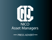 NICO Asset Managers - Press adverts