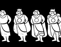 Character Design - 2015