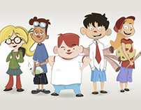 Characters - Personajes