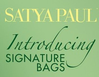 Satya Paul - Signature Series Bag (Launch Ad)