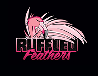 Ruffled Feathers - Logo