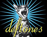 Deftones Adrenaline vector illustration