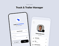 beUpToDate - Vehicle manager app (case study)