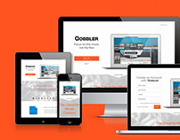 Gobbler: Home Page Redesign