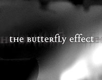 "Interactive website for ""The Butterfly Effect"""