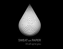 Sweat on Paper