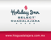 Holiday Inn Select / Guadalajara