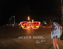 Ray Ban Visual Merchandising