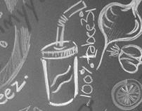 Cafe & Snack Bar Design