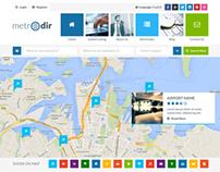 Metro Directory & Listings WP Theme