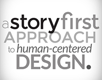 A storyFirst Approach to Human-Centered Design