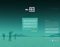 Marriott School web app (MEI)