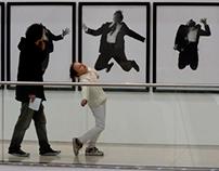 Gente en los Museos