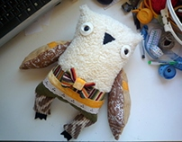 Fedor Faberge owl