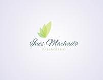 Inês Machado Logo Design