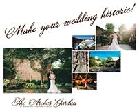 Historic Wedding ad