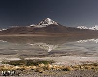 Landscapes of Bolivia