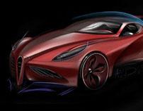 Concept for Alfa