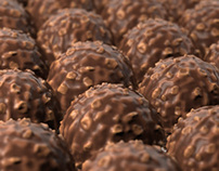 FERRERO - VISUAL 3D FOOD