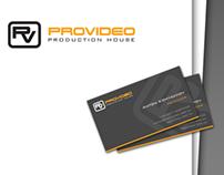ProVideo Branding & Identity