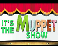 Muppets Show Typography