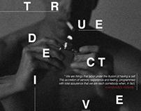 True Detective Graphic I