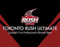 The Toronto RUSH  - AUDL