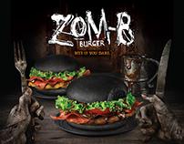 Burger King: Zom-B Burger