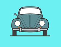 #15 VW Beetle