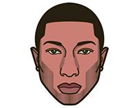 #16 Pharrell
