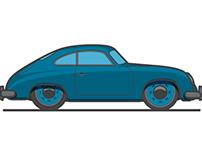 #18 Porsche 356