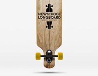 NewSchool Longboard