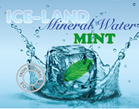 ICE-LAND Mineral Water