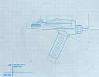 JUST FOR FUN: Rayguns and Whatnot Desktop Wallpapers