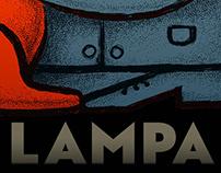 Poster. Pan Lampa.