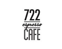 722 Espresso Cafe Logo Design