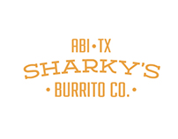 Sharky's Burrito Co. Web Design