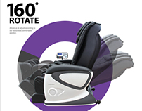 EnAmorIII Massage Chair Lightbox Film