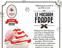 Oh La La Macaron Frappe