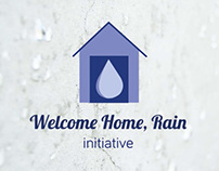 """The Drop introducing """" Welcome Home, Rain"""""""