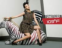 109°F Stripes Collection Spring Summer 2012