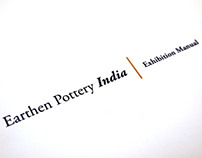 Exhibition-Earthen Pottery: India