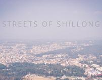 Streets of Shillong