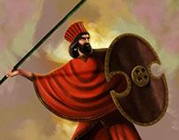 Hakhamanesh Soldier
