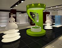 3D Retail Shop