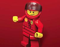 Shell Lego Campaign Radio