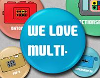 "Lomography ""We Love Multi"""
