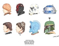 STAR WARS Black Series Character Icon